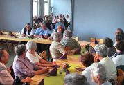 Bei der Hauptversammlung der Billeder Heimatortsgemeinschaft am 24.05.2015 wurde der alte Vorstand neu gewählt