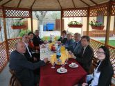 Dr. Christoph Bergner mit seiner Delegation zu Gast im Heimathaus