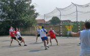 Die Handballtradition gibt es auch heute noch in Billed