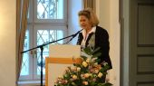 Festvortrag der Kulturreferentin für Süd-Ost Europa Dr. Swantje Volkmann