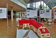 23.05.2015 um 10 Uhr im Foyer der Badnerlandhalle, alles ist vorbereitet