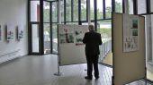 Die Ausstellung zur Deportation am 25. Juni im Bernhard-Saal