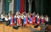 Die Trachtenblaskapelle der Siebenbürger Sachsen aus Heidenheim