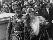 König Ferdinand (1865-1927) und Königin Marie von Rumänien