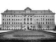 Die Banatia in Temeschburg, vor dem 2. Weltkrieg die größte deutsche Bildungs- und Erziehungsstätte im Südosten Europas.