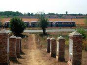 Ansicht vom Kalvarienberg 1996