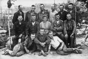 Billeder Zwangsarbeiter im Donbass
